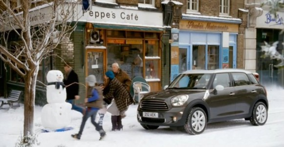 MINI-Countryman-Winter-Werbung