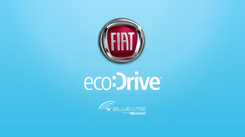 Fiat ecoDrive Logo
